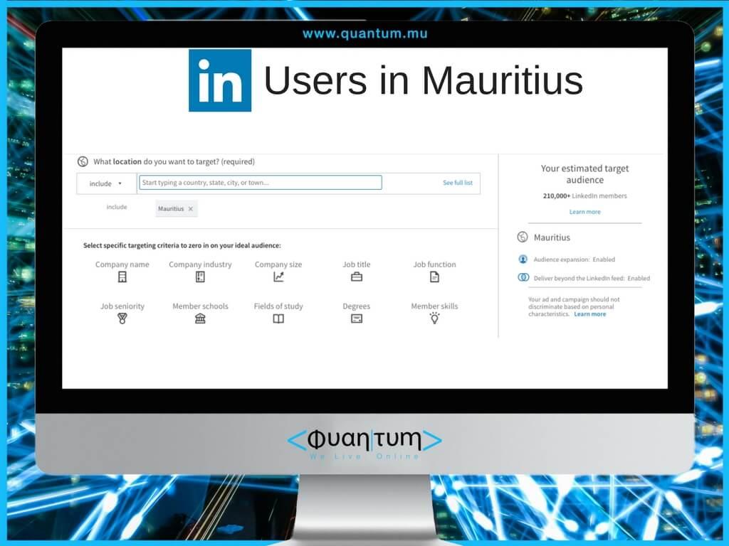 Linkedin users in mauritius (1)