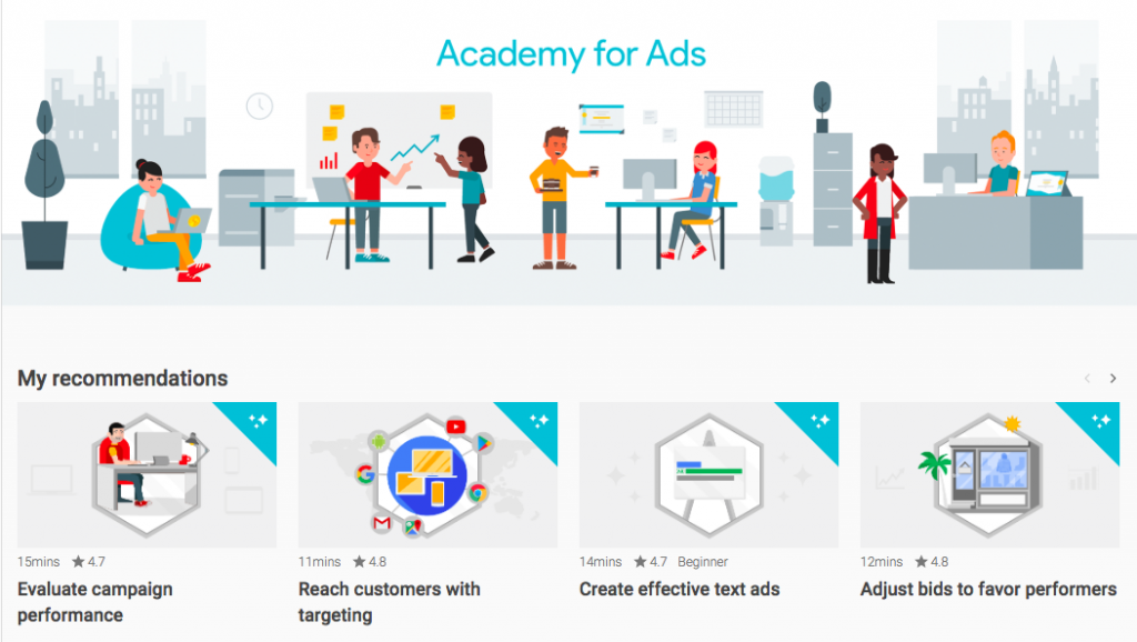 google academy for ads google ads