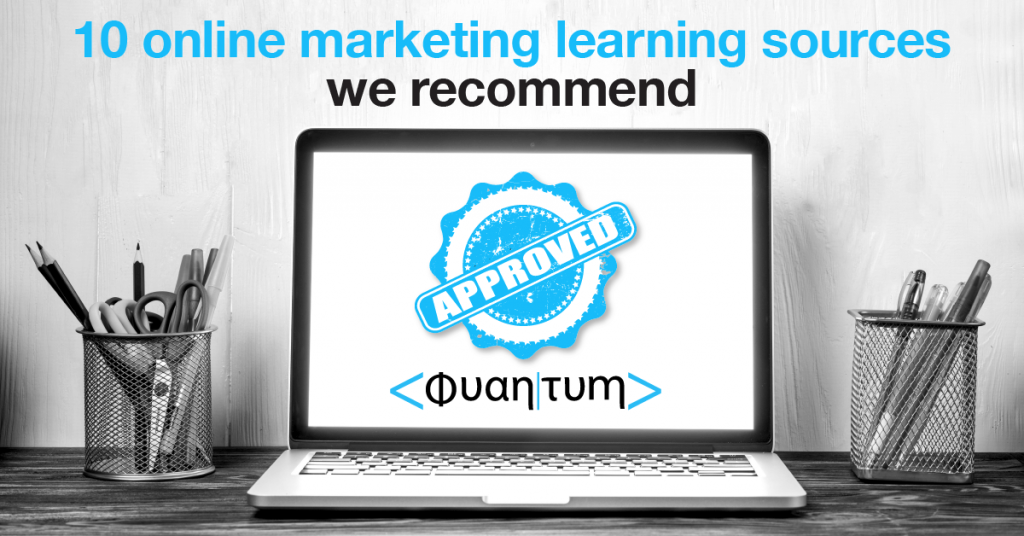 digital marketing learning sources